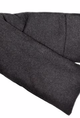 Elizabeth W Hot/Cold Flaxseed Pack, Charcoal Wool