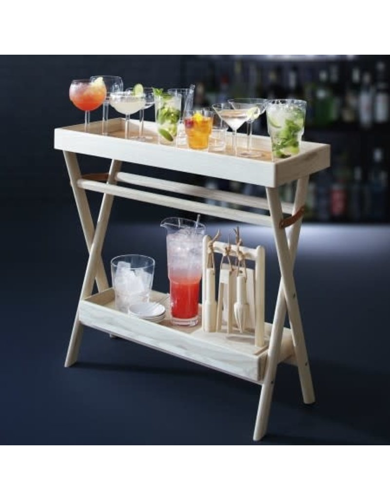 LSA International Mixologist Cocktail Table