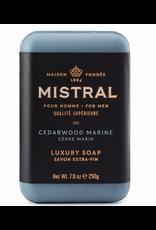 Mistral Cedarwood Marine Soap 8.8oz