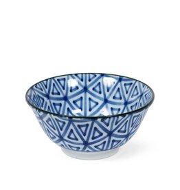 Miya Monyou 6in Sankaku Bowl