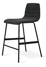 Gus* Modern Lecture Upholstered Counter Stool