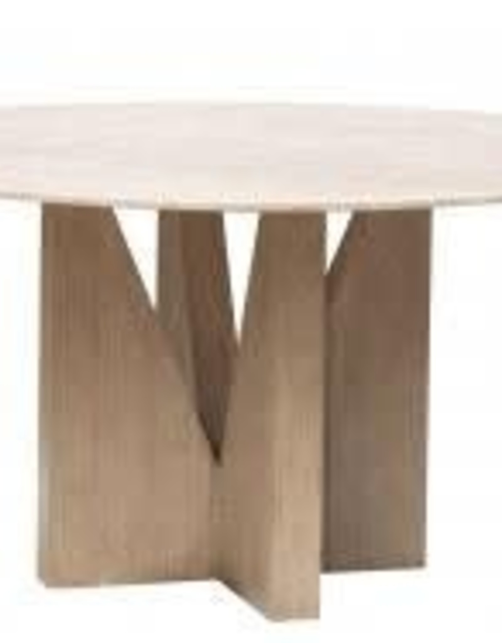 Elysees Round Dining Table