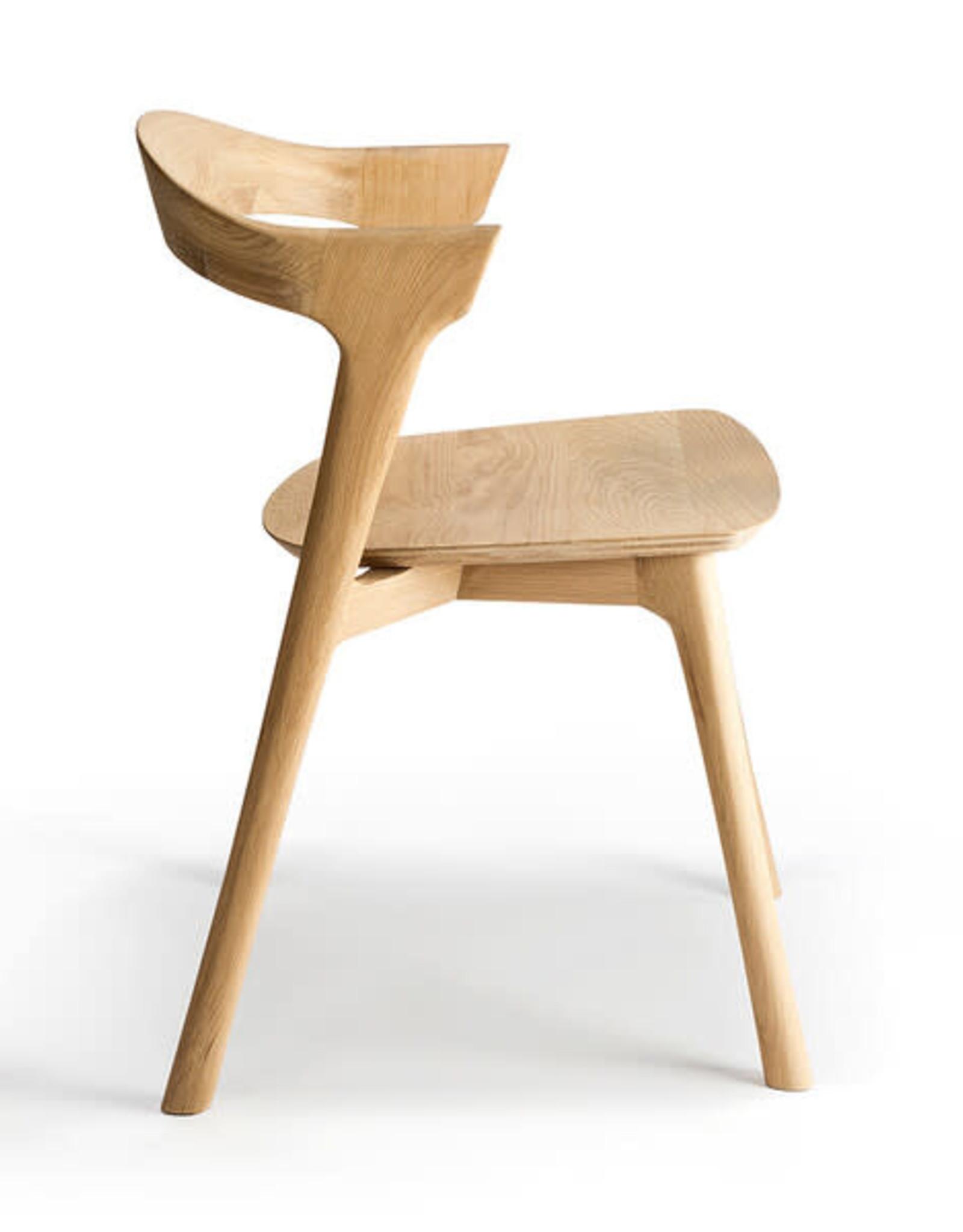 Ethnicraft USA LLC Oak Bok Dining Chair w/o armrest