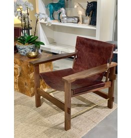 Clewal Chair in Bandera Whiskey