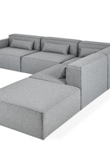 Gus* Modern Mix Modular Sectional, Right Arm