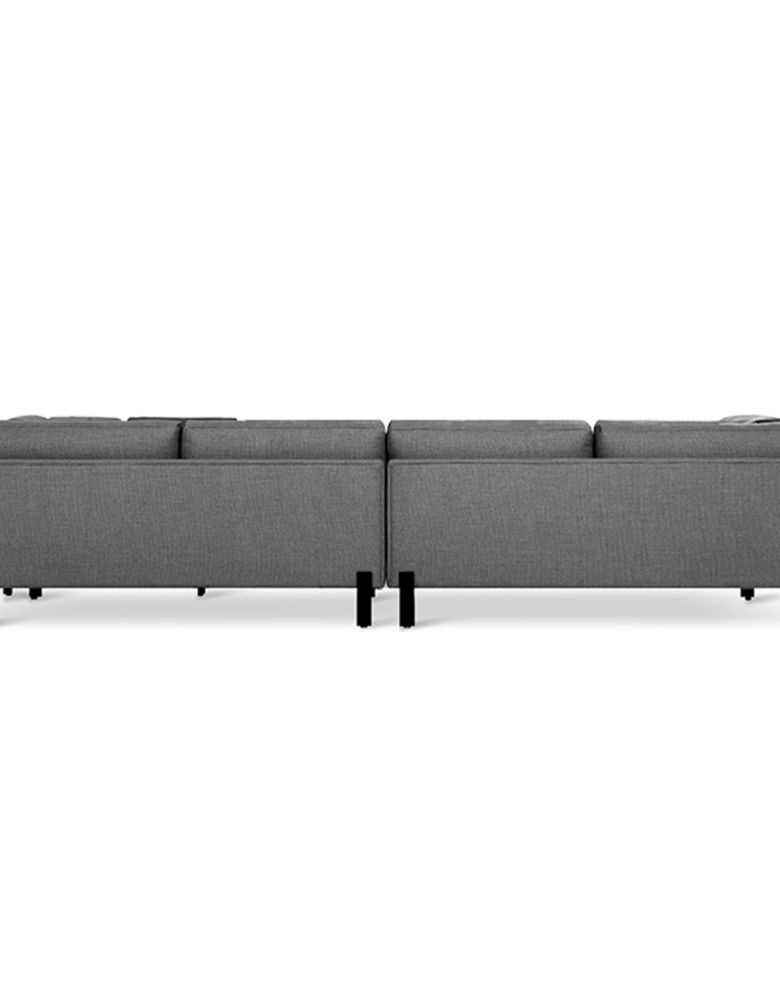 Gus* Modern Silverlake XL Sectional, Right-facing