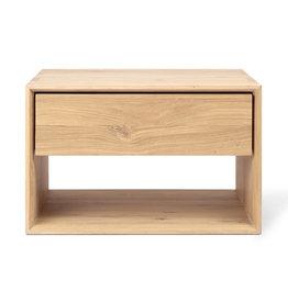 Ethnicraft USA LLC Oak Nordic II Bedside Table