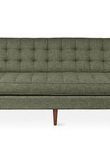 Gus* Modern Spencer Sofa, Wood Base