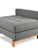 Gus* Modern Jane 2 Lounge, Natural Ash Base