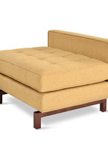 Gus* Modern Jane 2 Lounge, Walnut Base