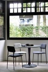 DC dining chair - dark grey