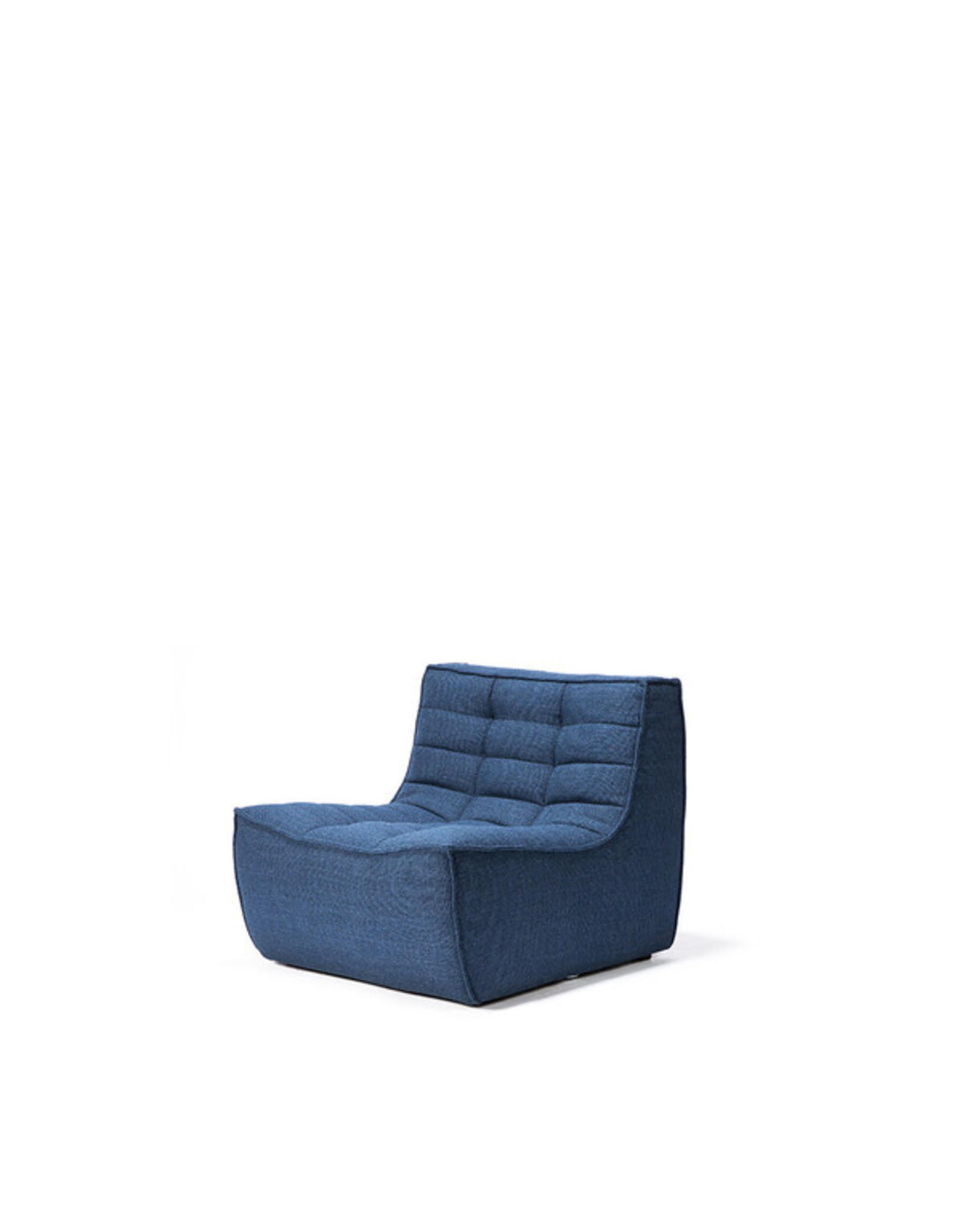 Ethnicraft N701 One Seater - Blue