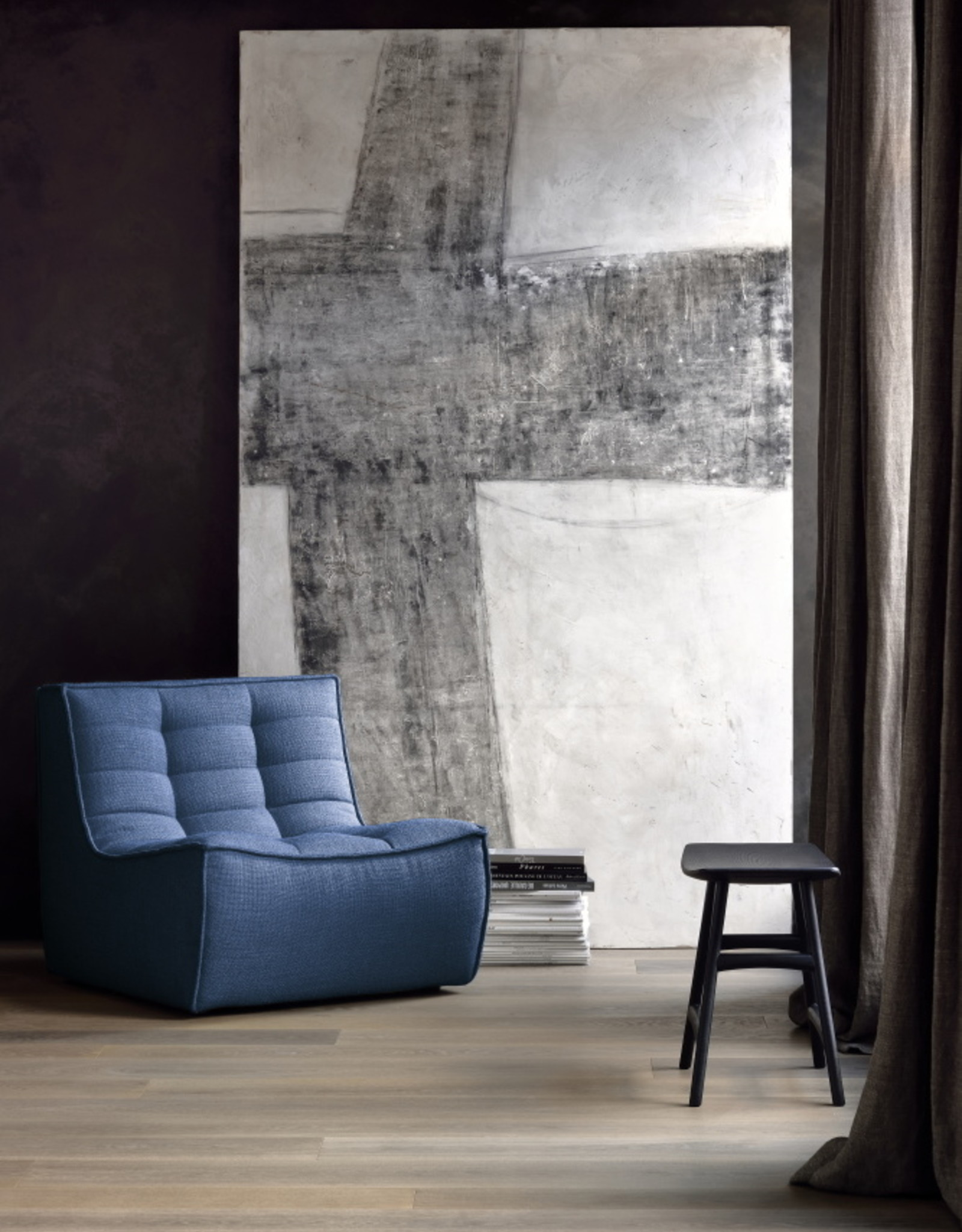 N701 One Seater - Blue