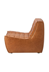 Ethnicraft N701 One Seater - Old Saddle