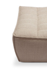 N701 Footstool - Beige