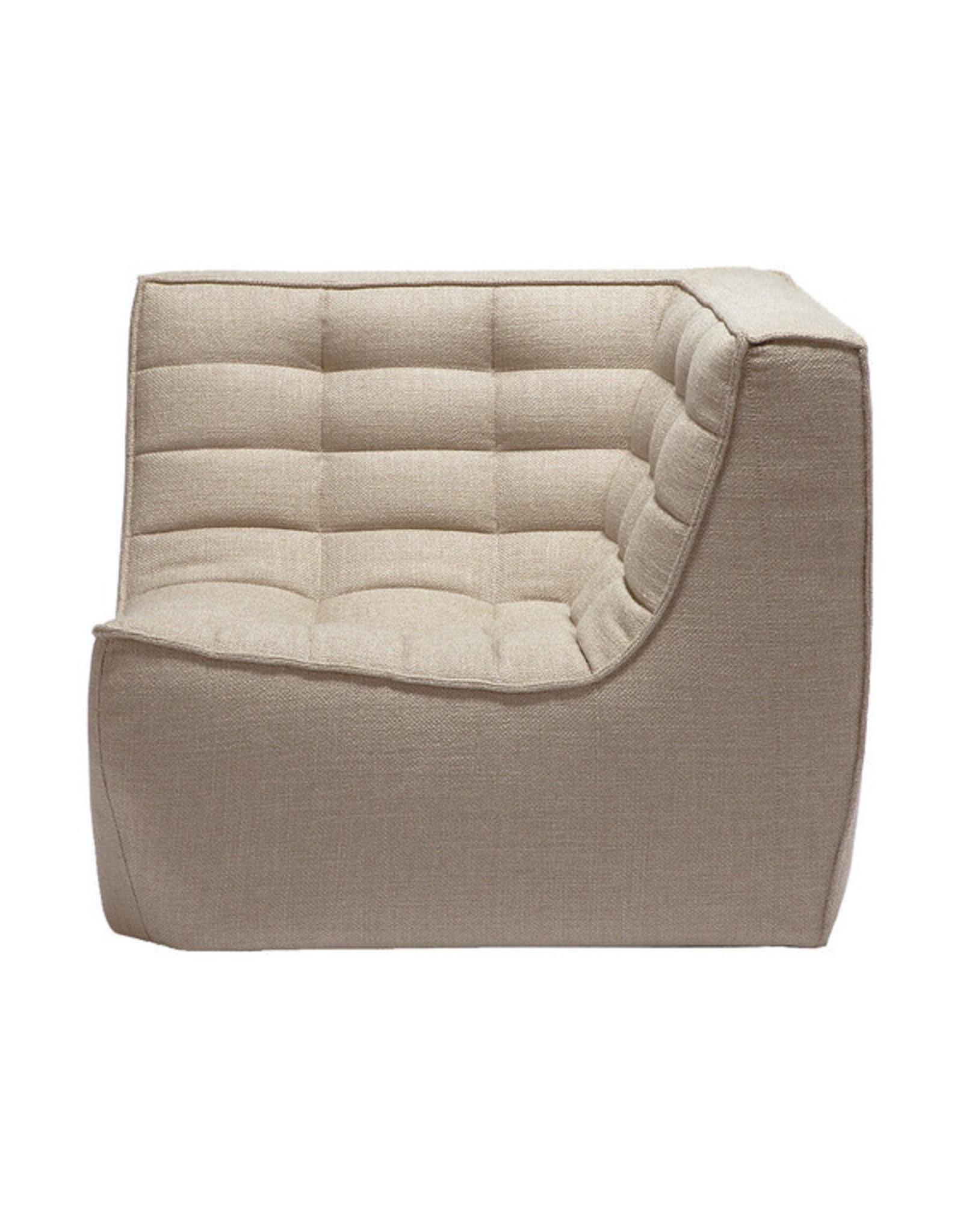 Ethnicraft N701 Sofa Corner - Beige