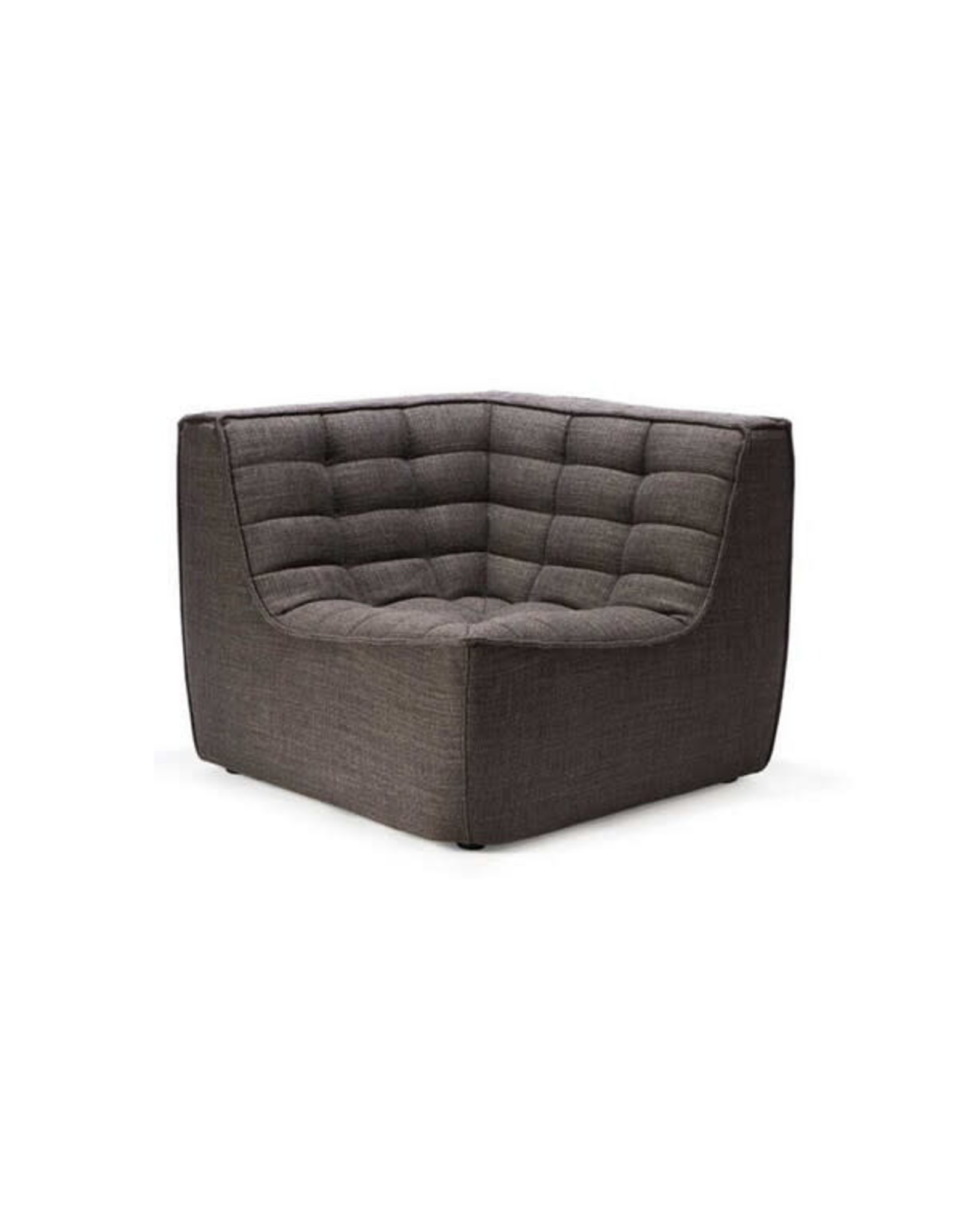 N701 Sofa Corner - Dark Grey