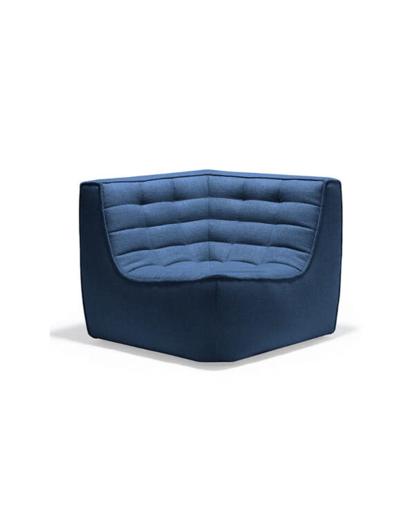 Ethnicraft N701 Sofa Corner - Blue