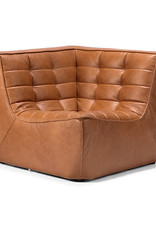 N701 Sofa Corner - Old Saddle