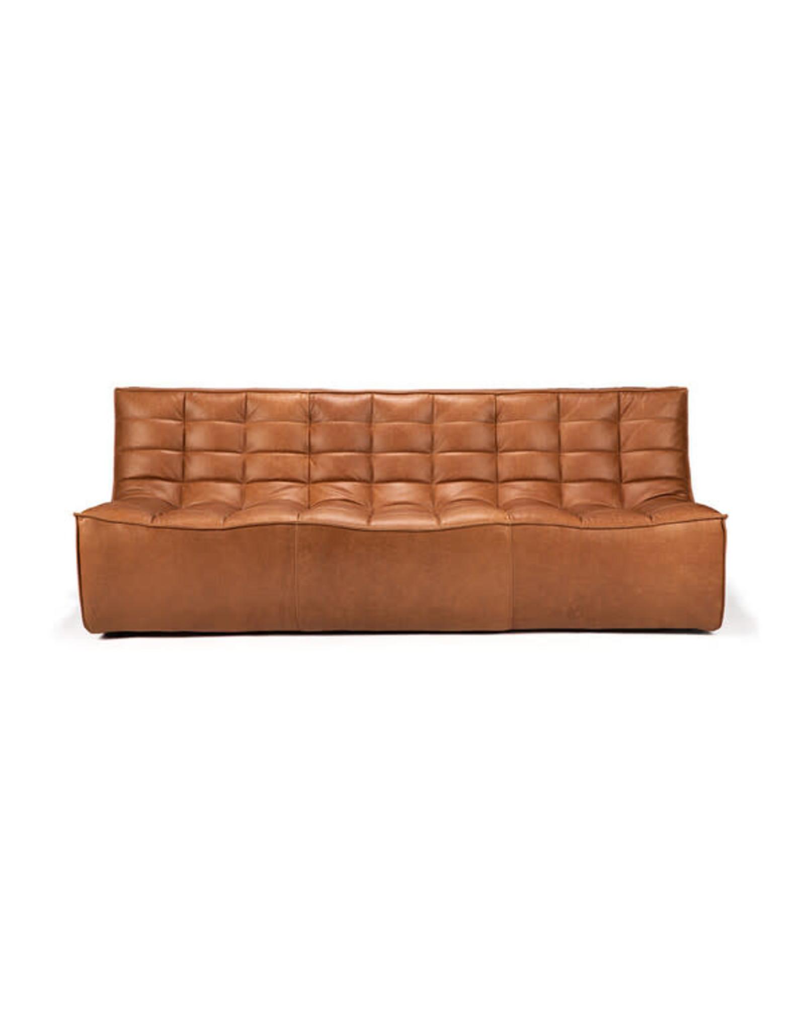 Ethnicraft N701 Sofa,  Three-Seater