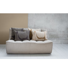 Ethnicraft N701 Sofa, Two-Seater