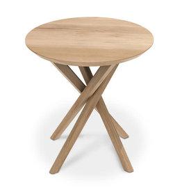 Ethnicraft USA LLC Oak Mikado Side Table