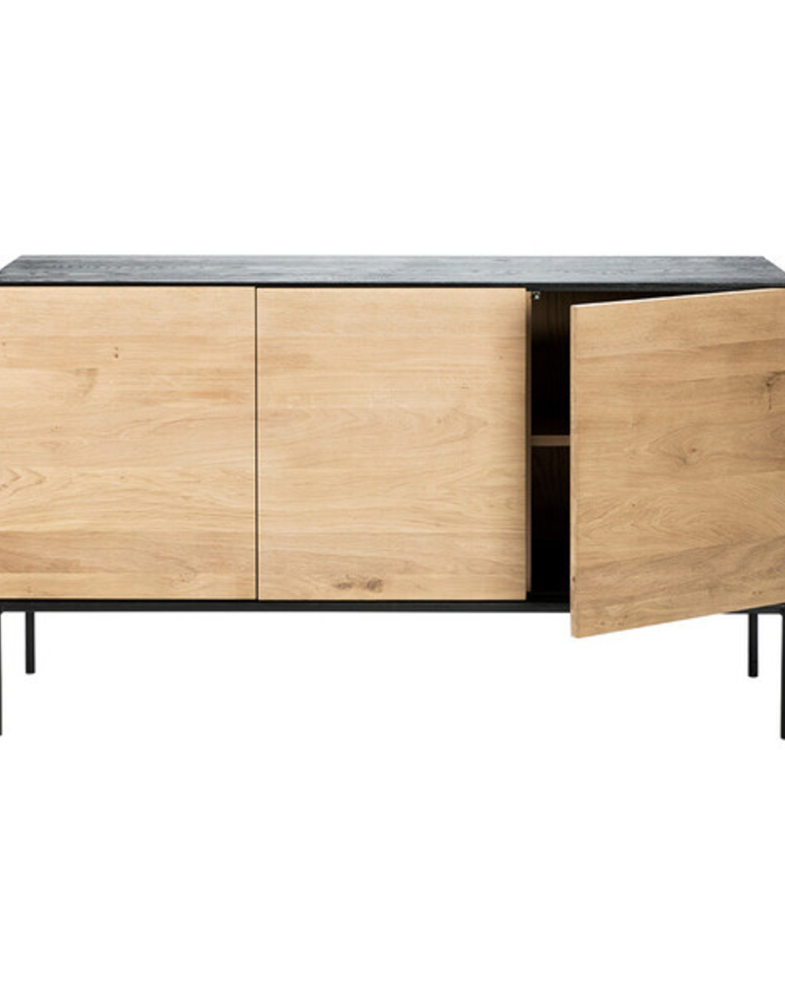 Ethnicraft USA LLC Blackbird Sideboard 3 Door