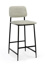 DC counter stool - light grey