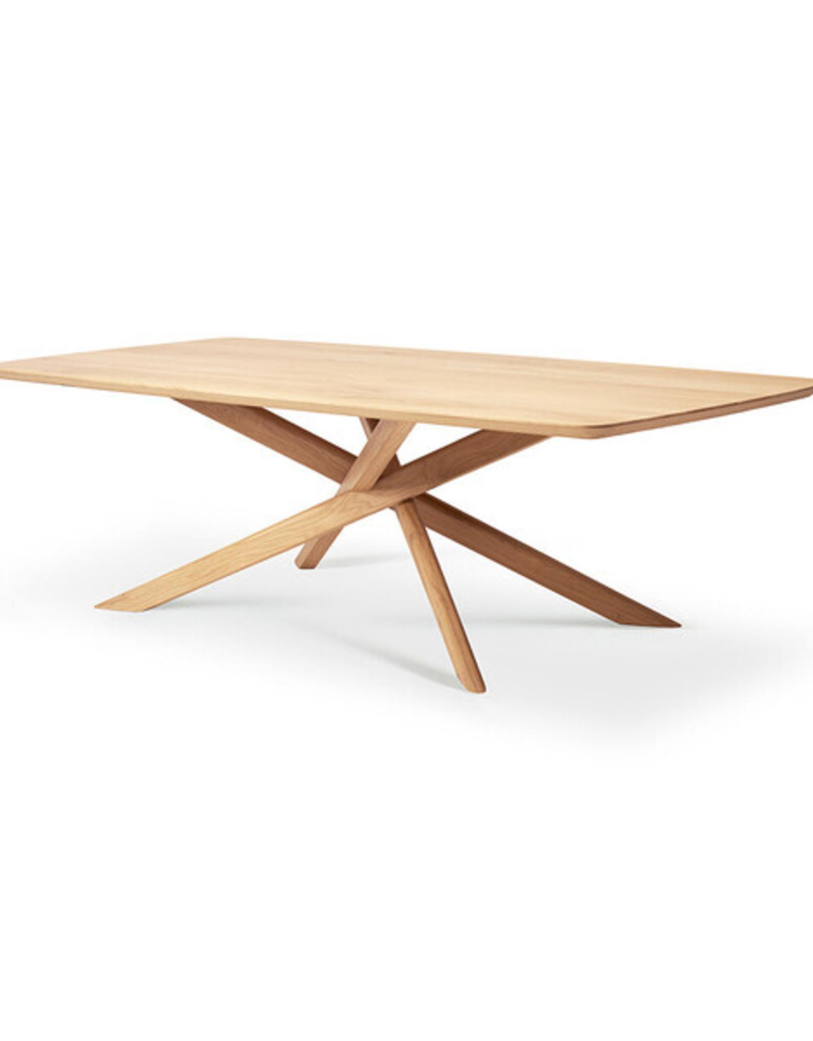 Oak Mikado coffee table - rectangular