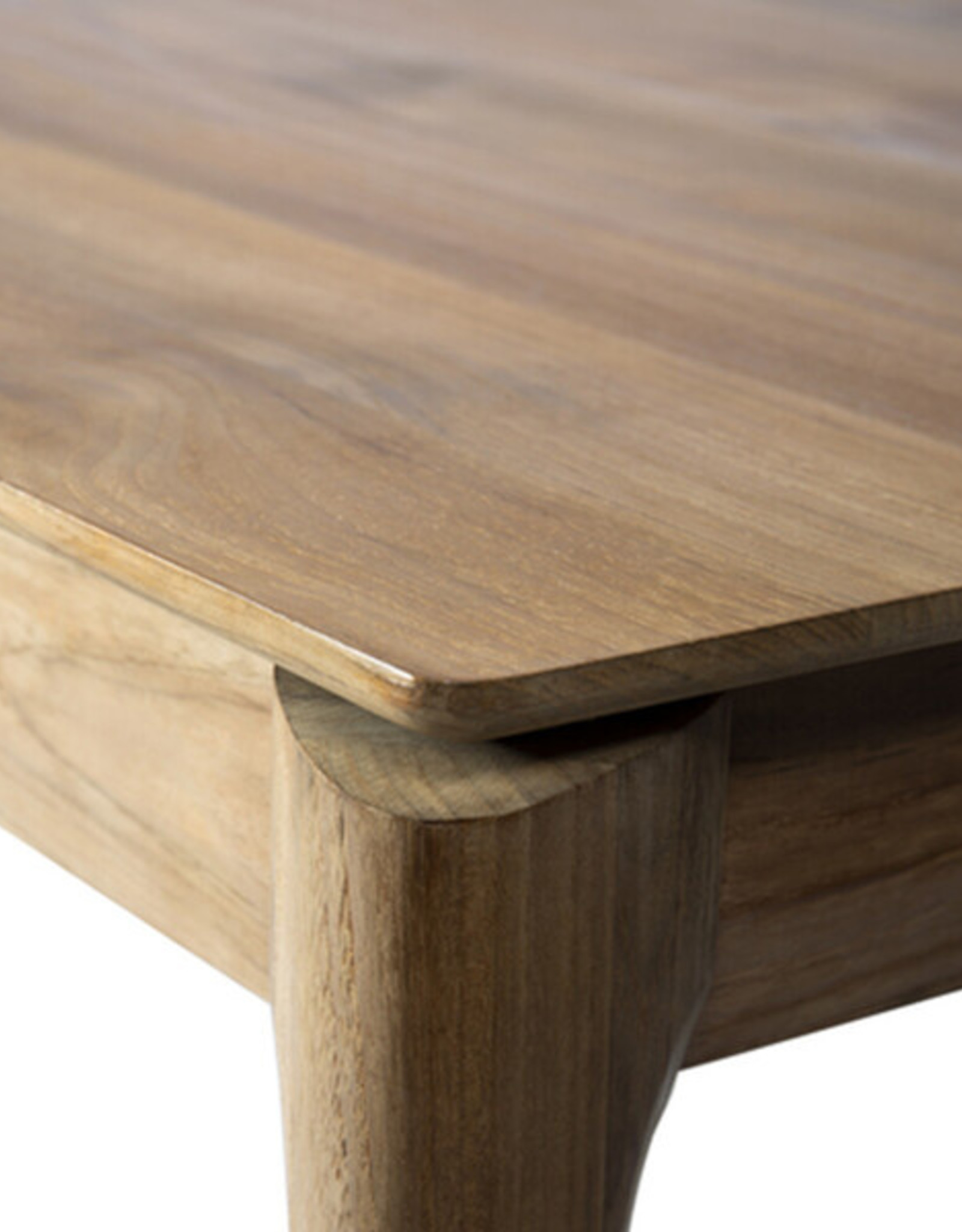 Teak Bok dining table