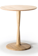 Oak Torsion Dining Table