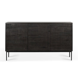 Ethnicraft USA LLC Teak Grooves Sideboard 3 Doors