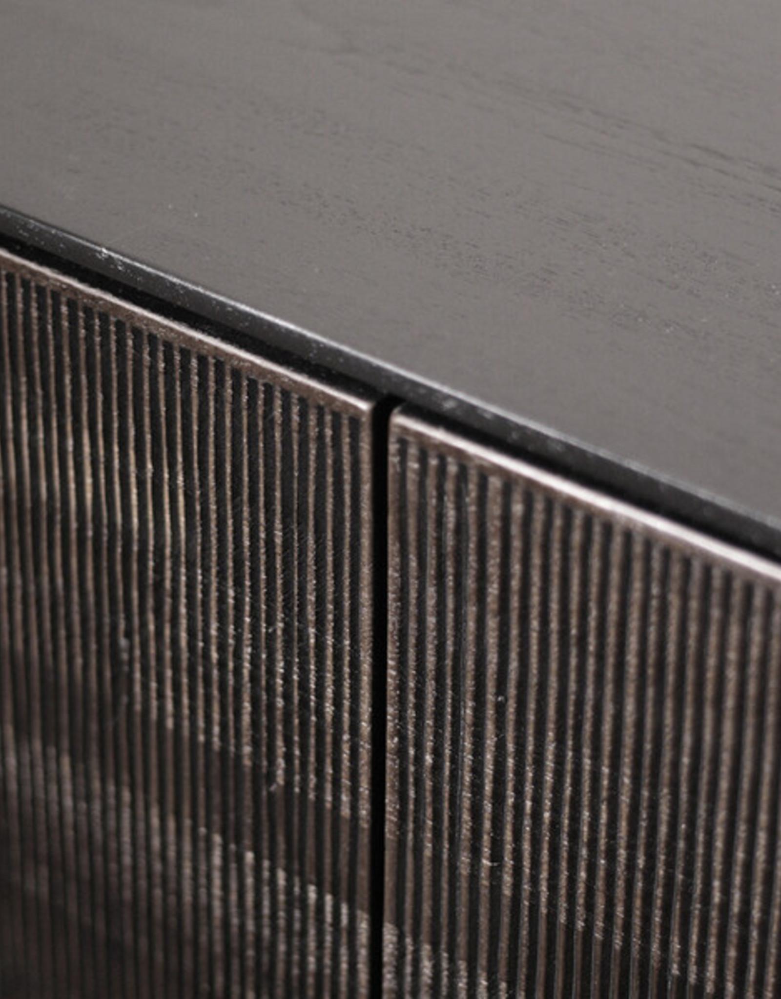Ethnicraft USA LLC Teak Grooves Sideboard 3 Doors