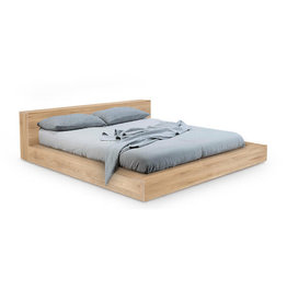 Oak Madra Bed