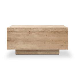 Ethnicraft Oak Madra bedside table - 1 drawer