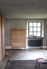Oak Ligna Storage Cupboard