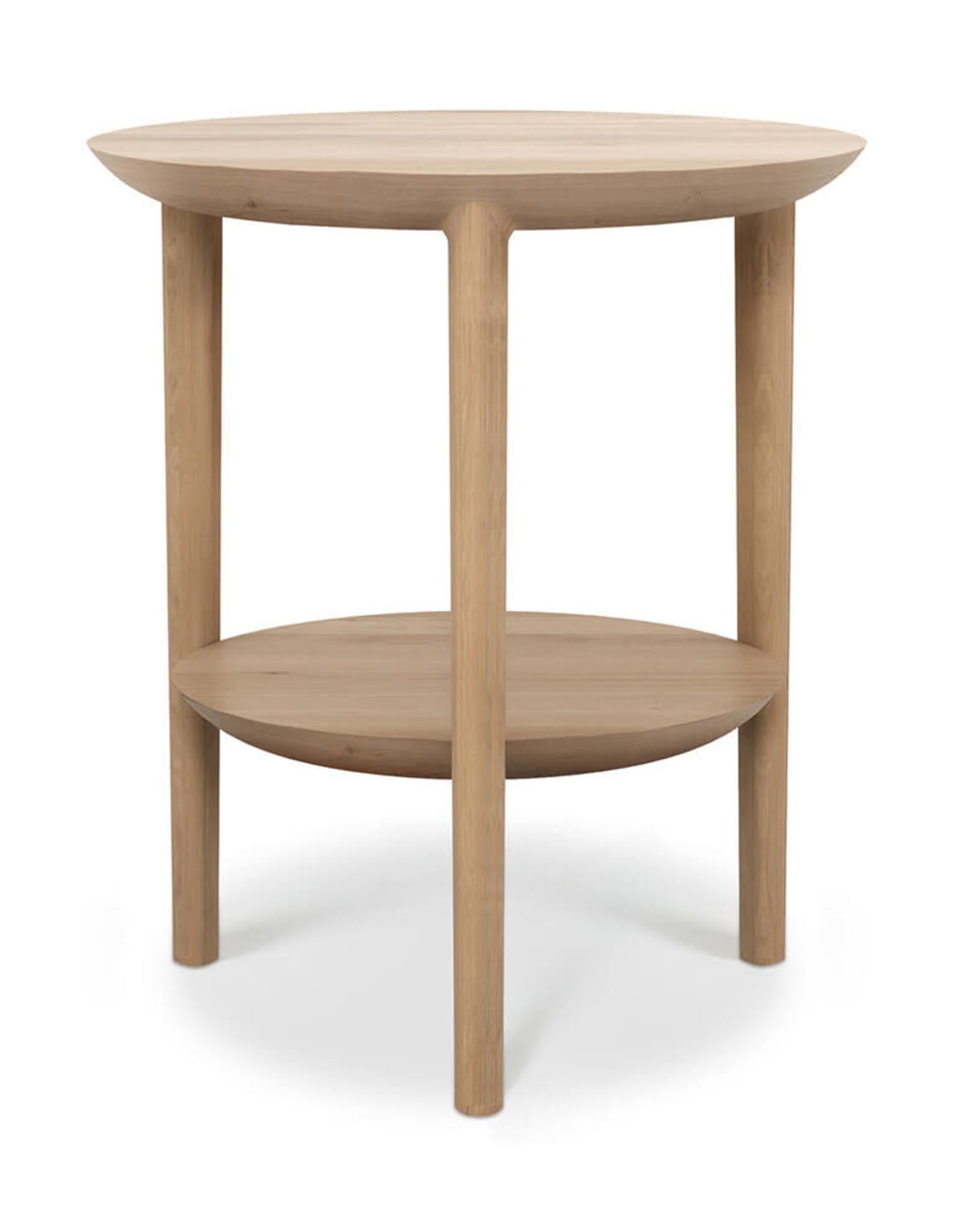 Ethnicraft USA LLC Oak Bok Side Table