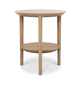 Ethnicraft USA LLC Oak Bok Side Table