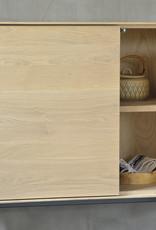 Oak Whitebird Sideboard