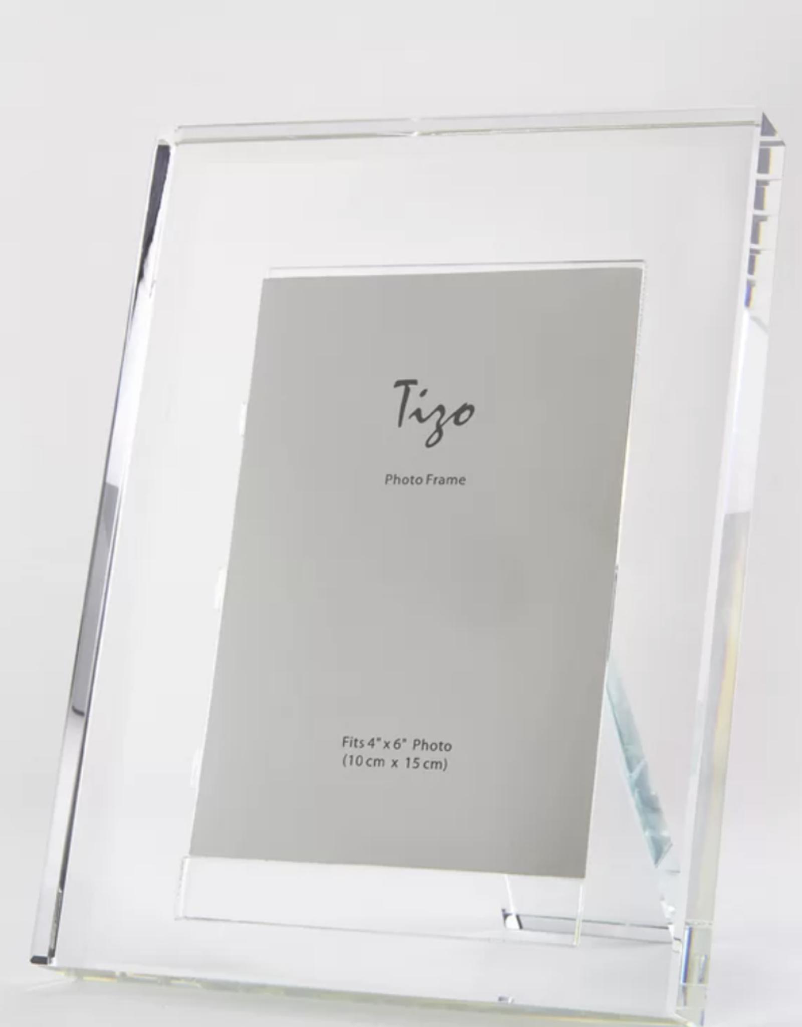 Crystal Glass Frame 4x6