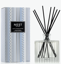 Nest Fragrances Blue Cypress and Snow Reed Diffuser