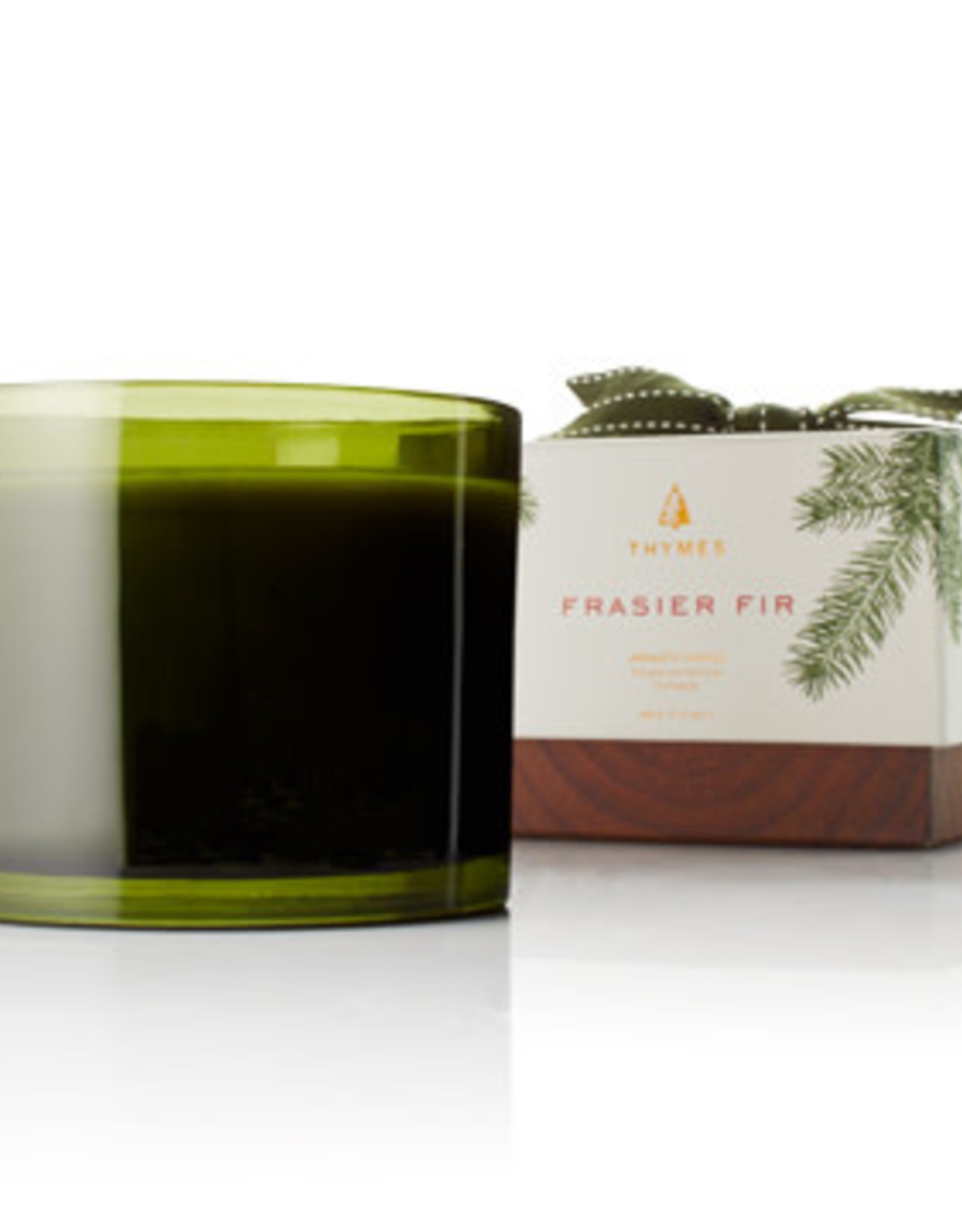 Frasier Fir Poured Candle, 3-wick