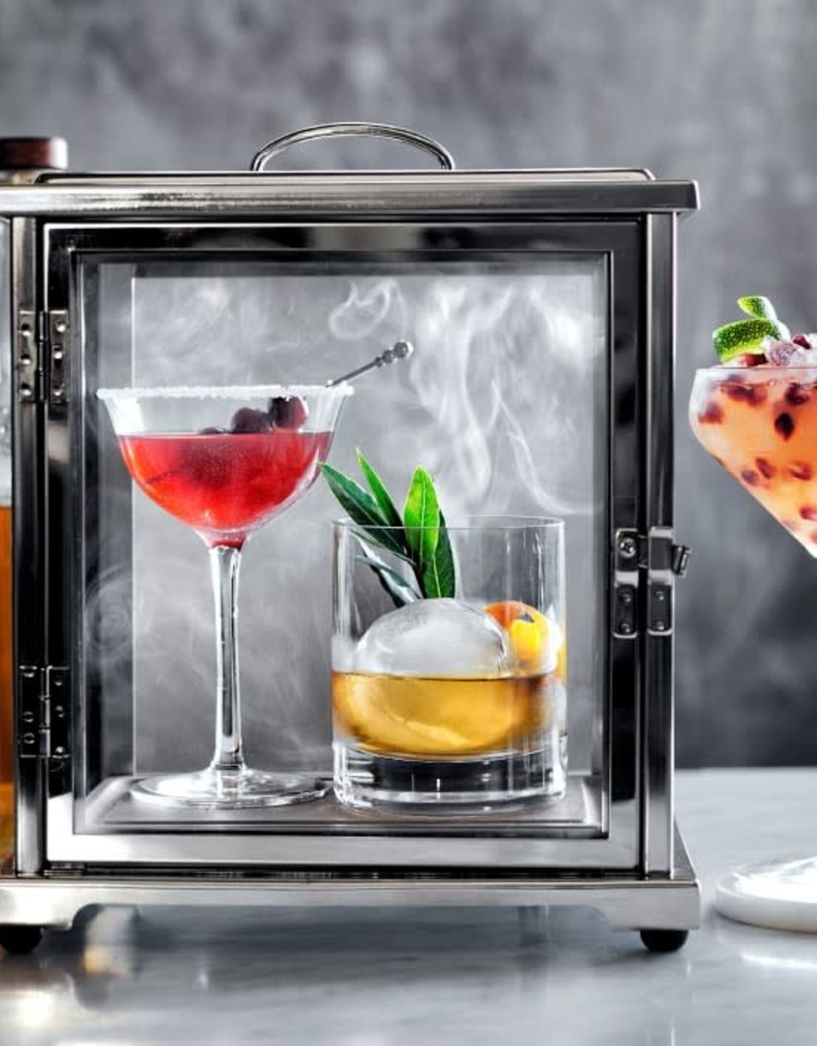 Crafthouse Cocktail Smoking Box