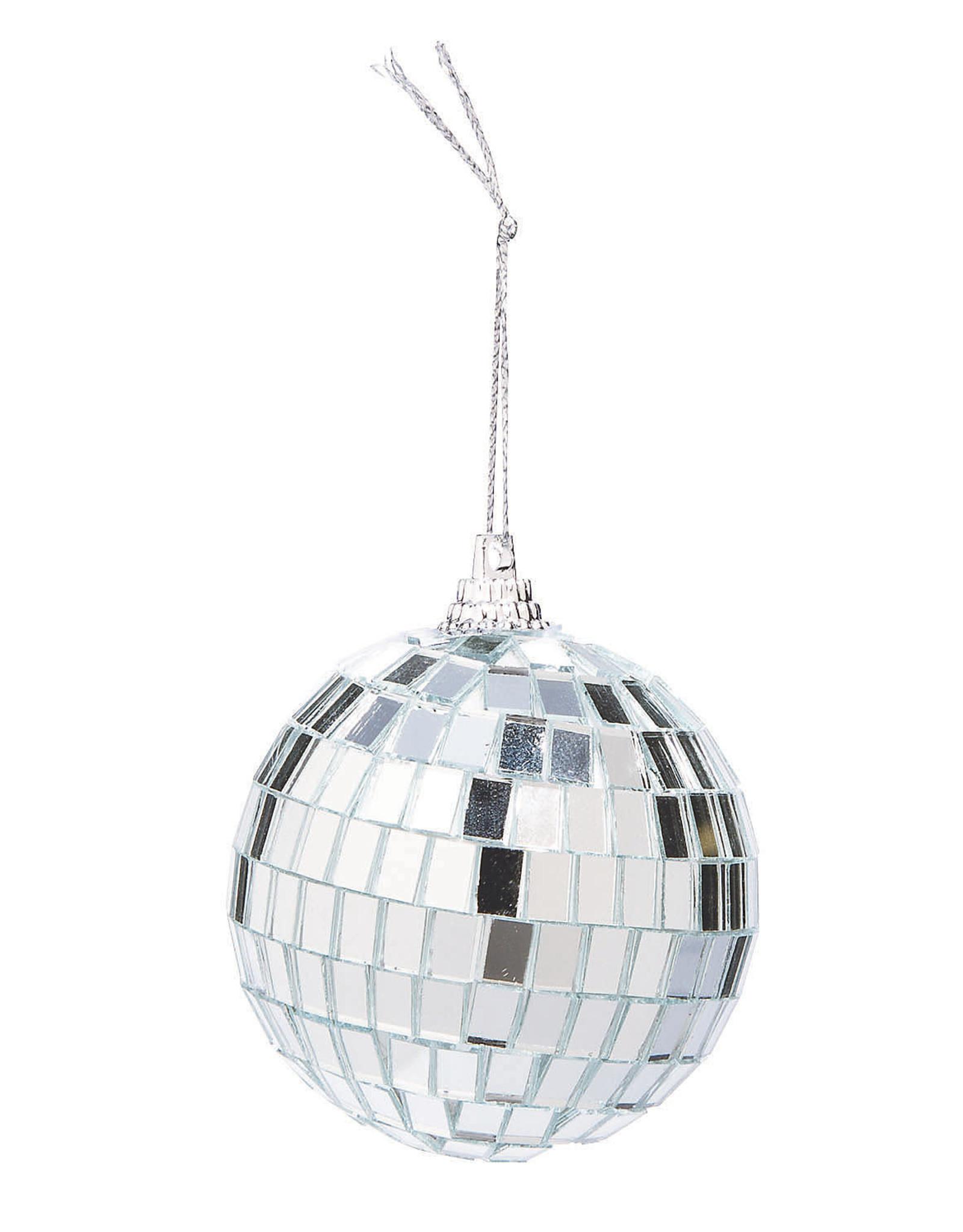 Mirror Ball Ornament