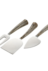Hildgrim Cheese Knives- Set of 3