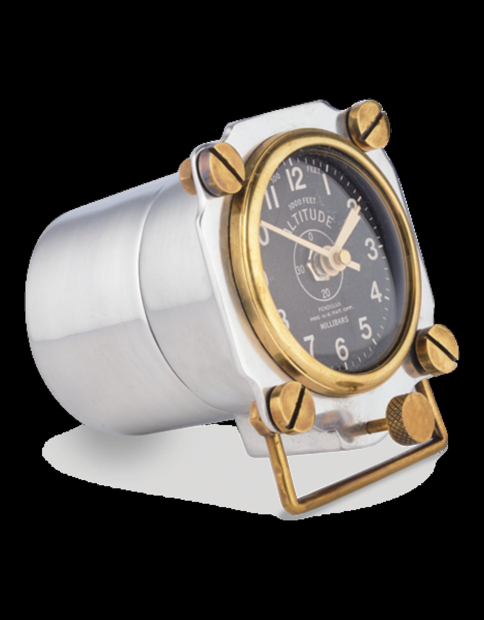 Altimeter Table Clock