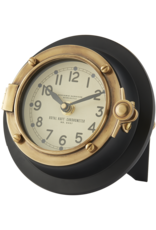 Admiralty Table or Wall Clock