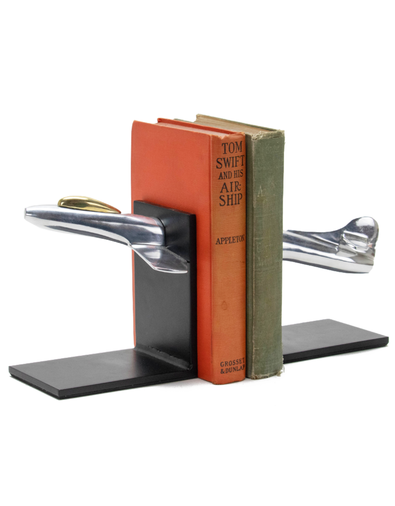 Jet Bookends