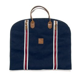 Brouk Original Garment Bag, Navy Blue