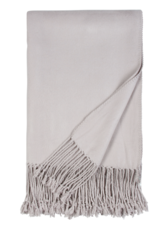 Malibu Luxxe Fringe Throw